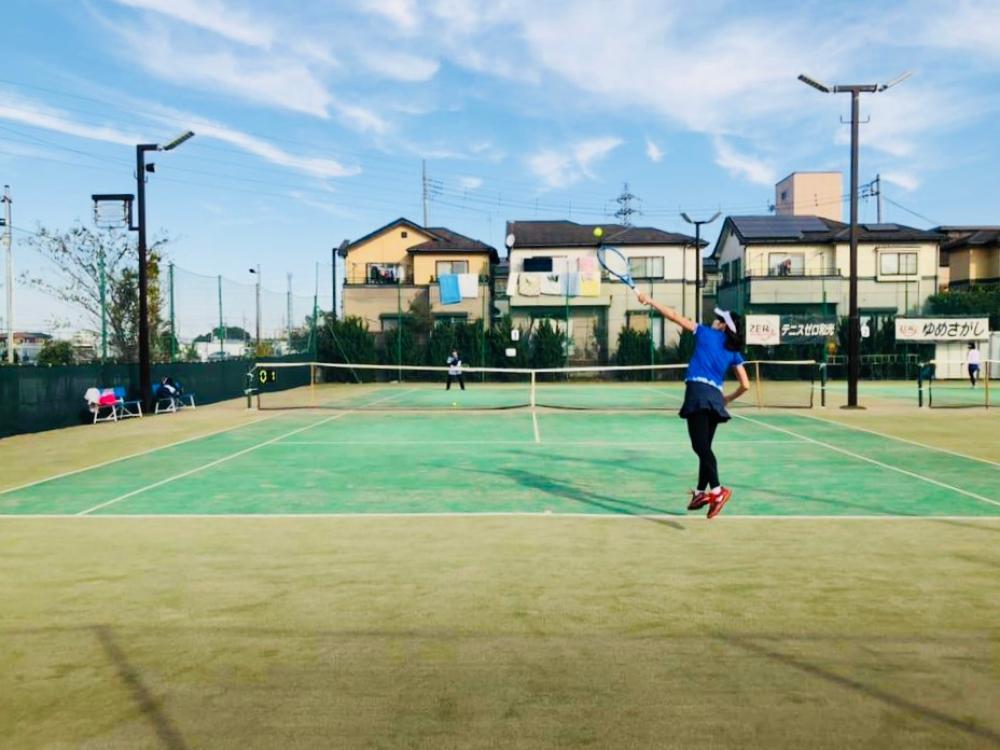 ゼロオープン 女子シングルス(初中級) テニスの草トーナメントなら ...